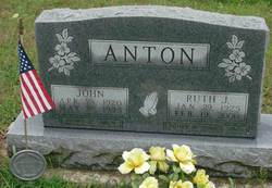 John Anton