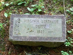 Virginia Gertrude Deppe