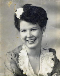 Elizabeth Frances <i>Lewis</i> Blatt