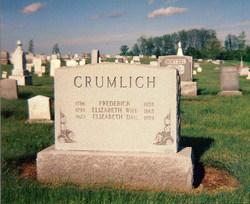 Elizabeth <i>Bishop</i> Crumlich