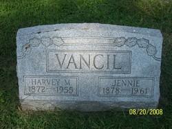 Sarah Jane Jennie <i>Lindsey</i> Vancil