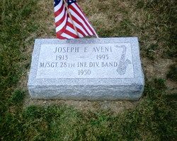 Joseph Freweick Aveni