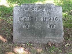 James Cline Heacox