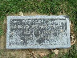 George Palmer Adams