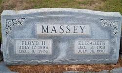 Elizabeth <i>Hammonds</i> Massey