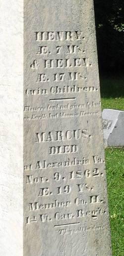 Marcus Marshall