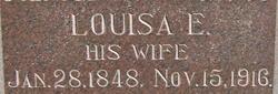 Louisa Evangeline <i>Wolcott</i> Aumick