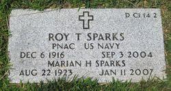 Roy Thomas Sparks