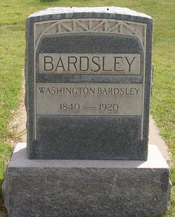 Capt Washington Bardsley