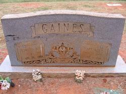 Mary Alice <i>Baker</i> Gaines