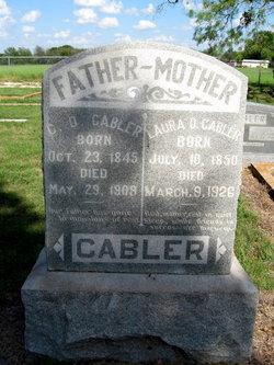 C. D. Cabler