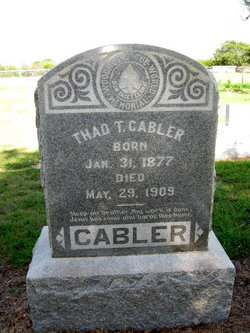 Thad T. Cabler