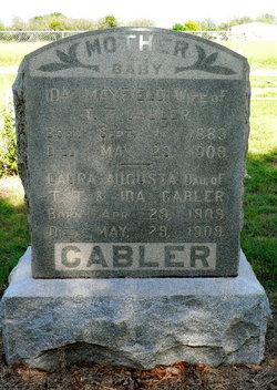 Ida <i>Mayfield</i> Cabler