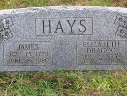 Elizabeth <i>Dragoo</i> Hays