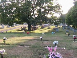 Russell Memorial Cemetery
