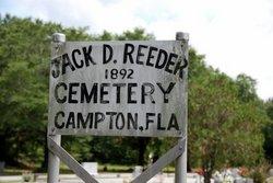 Jack D. Reeder Cemetery