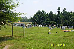 Cabo Cemetery
