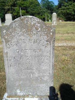 Mary Jesse <i>Biffle</i> Patton
