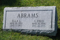C. Fred Abrams