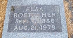Elsa Boettcher