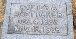 Walter A. Boettcher
