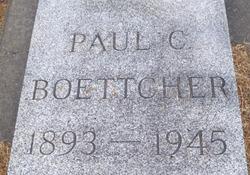 Paul C. Boettcher
