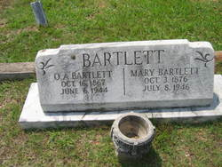 Mary <i>Stephson</i> Bartlett