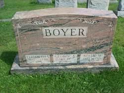 Nellie M. <i>Flynn</i> Boyer