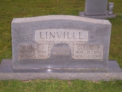 Goldie F <i>Phillips</i> Linville