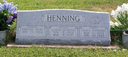 Eddie Raymond Henning