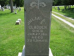 Julia A Gladden