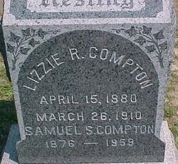 Lizzie R Compton