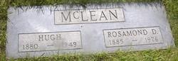 Rosamond <i>Denison</i> McLean