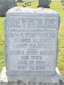 Rev E. W. Reynolds