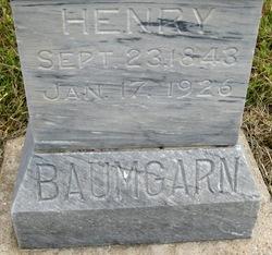 Henry Baumgarn