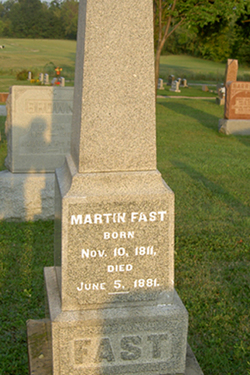 Martin Fast