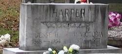 Jesse Harm Harper, II