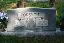 Ella Roberta <i>Franklin</i> Forsythe