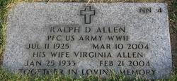 Ralph D. Allen