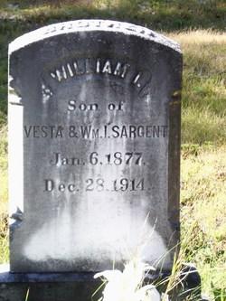 William Isaac Sargent, Jr