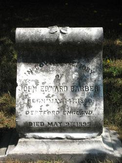 John Edward Barber