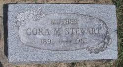 Cora M. <i>McCloud</i> Stewart