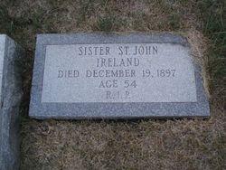 Sister St. John Ireland