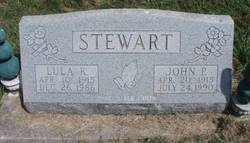 Lula K <i>Russell</i> Stewart