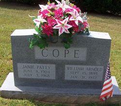 Janie <i>Patty</i> Cope