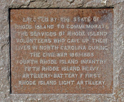 Rhode Island Civil War Monument