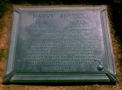 Harry J Snyder