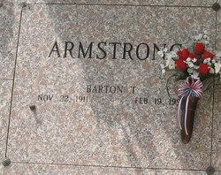 Barton T Armstrong