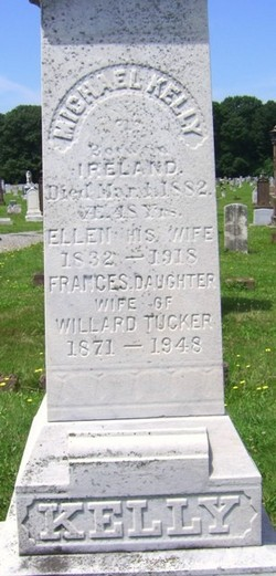 Frances <i>Kelly</i> Tucker