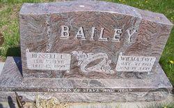 Wilma Faye <i>Baker</i> Bailey